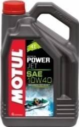 Ulei Motor Motul PowerJet 4T 10W40 4L Ulei Motor