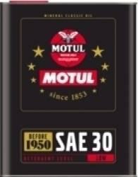 Ulei Motor Motul SAE 30 2L Ulei Motor
