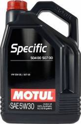 Ulei motor Motul Specific 504 00 507 00 5W30 5L Ulei Motor
