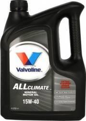 Ulei motor Valvoline All Climate 15W40 4L Ulei Motor