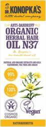 Ulei organic Dr. Konopka No.37 tratament pentru matreata 30 ml Masca