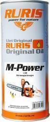 Ulei ungere lant Ruris M-Power 1L Fierastraie cu lant