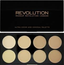 Corector Makeup Revolution London Ultra - Cover and Conceal - Light