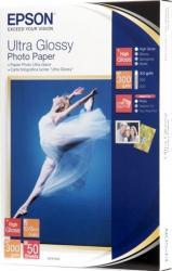 Ultra Glossy Photo Paper Epson 10x15 cm 50 Blatt Hartie