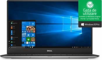Ultrabok Dell XPS 9370 Intel Core Kaby Lake R (8th Gen) i7-8550U 1TB SSD 16GB UltraHD Win10 Pro FPR Laptop laptopuri