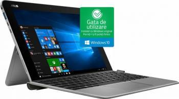 Ultrabook 2in1 Asus Transformer Mini T102HA Intel Atom Quad Core x5-Z8350 64GB 4GB Win10 WXGA Touch FPR Laptop laptopuri