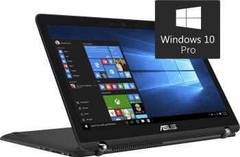 Ultrabook 2in1 Asus ZenBook Flip UX560UQ Intel Core Kaby Lake i7-7500U 512GB 16GB Nvidia GT940MX 2GB Win10 Pro FullHD Laptop laptopuri