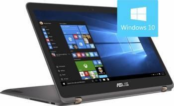 Ultrabook 2in1 Asus ZenBook UX360UAK Intel Core Kaby Lake i7-7500U 256GB 8GB Win10 FullHD IPS Touch Laptop laptopuri