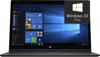 Ultrabook 2in1 Dell XPS 9250 Intel Core M5-6Y57 256GB 8GB Win10 Pro UHD Touch Laptop laptopuri