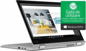 pret preturi Ultrabook 2in1 Lenovo ThinkPad X1 Yoga 3 Gen Intel Core Kaby Lake R (8th Gen) i7-8550U 512GB 16GB Win10 Pro Tast. il.