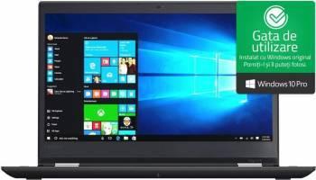 pret preturi Ultrabook 2in1 Lenovo ThinkPad Yoga 370 Intel Core Kaby Lake i7-7500U 512GB 8GB Win10 Pro FullHD