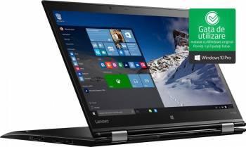 pret preturi Ultrabook 2in1 Lenovo X1 Yoga Intel Core i7-6500U 512GB 8GB Win10 Pro WQHD Fingerprint