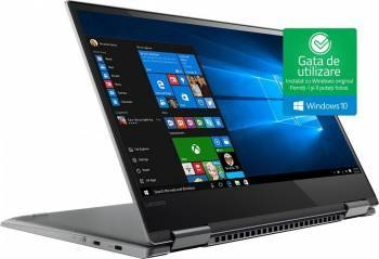 pret preturi Ultrabook 2in1 Lenovo Yoga 720-13IKB Intel Core Kaby Lake i7-7500U 512GB 16GB Win10 UltraHD Argintiu