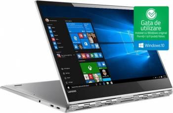 pret preturi Ultrabook 2in1 Lenovo Yoga 920 Intel Core Kaby Lake R (8th Gen) i7-8550U 512GB 8GB Win10 FullHD