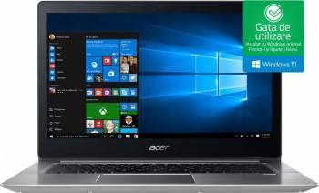 Ultrabook Acer Swift 3 SF314 Intel Core Kaby Lake R (8th Gen) i5-8250U 256GB 8GB Win10 FullHD Laptop laptopuri