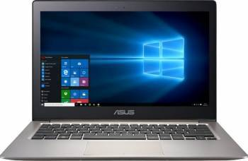 Ultrabook Asus ZenBook UX303UA Intel Core Skylake i5-6200U 128GB 8GB Win10 FullHD Touch Maro Laptop laptopuri