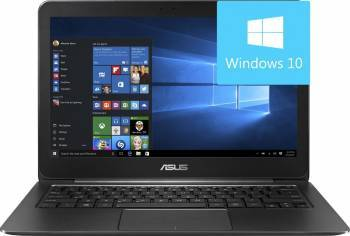 Ultrabook Asus ZenBook UX305UA-FC002T i7-6500U 256GB 8GB Win10 FullHD Laptop laptopuri
