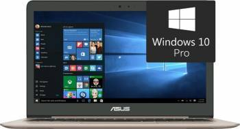 Ultrabook Asus Zenbook UX310UA Intel Core Kaby Lake i7-7500U 1TB HDD+256GB SSD 16GB Win10 Pro QHD+ Quartz Grey Laptop laptopuri