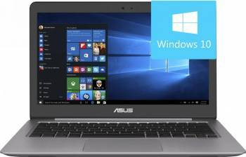 Ultrabook Asus Zenbook UX310UQ Intel Core Kaby Lake i7-7500U 1TB+256GB SSD 16GB nVidia GeForce 940MX 2GB Win10 Pro QHD Laptop laptopuri