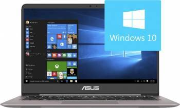 Ultrabook Asus ZenBook UX410UA-GV155T Intel Core Kaby Lake i5-7200U 500GB HDD+128GB SSD 8GB Win10 FullHD Laptop laptopuri