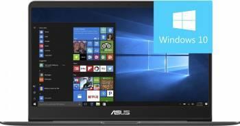 Ultrabook Asus ZenBook UX430UQ Intel Core Kaby Lake i7-7500U 256GB 16GB nVidia GeForce G940MX 2GB Win10 FHD Grey Metal Laptop laptopuri