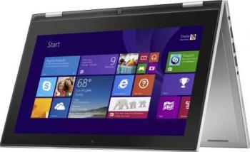 Ultrabook Dell Inspiron 3147 Quad Core N3530 500GB 4GB WIN8 Resigilat