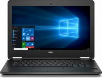Ultrabook Dell Latitude E7270 Intel Core Skylake i7-6600U 256GB 8GB Win10Pro FHD Fingerprint Reader