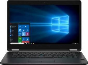 Ultrabook Dell Latitude E7470 Intel Core Skylake i5-6300U 512GB 8GB Win10Pro FullHD Fingerprint
