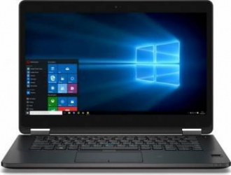 Ultrabook Dell Latitude E7470 Intel Core Skylake i7-6600U 256GB 8GB Win10Pro FHD Fingerprint Reader