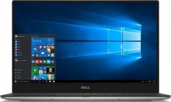 Ultrabook Dell XPS 9350 Intel Core Skylake i7-6560U 256GB 8GB Win10 QHD+ Touch Resigilat Laptop laptopuri