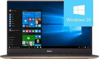 Ultrabook Dell XPS 9360 Intel Core Kaby Lake i7-7500U 1TB 16GB Win10 QHD+ Touch 3 ani garantie NBD Laptop laptopuri