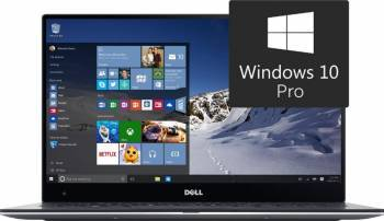 Ultrabook Dell XPS 9360 Intel Core Kaby Lake i7-7500U 1TB SSD 16GB Win10 Pro QHD+ Touch 3 ani garantie Laptop laptopuri
