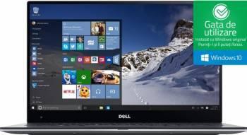 Ultrabook Dell XPS 9360 Intel Core Kaby Lake i7-7500U 256GB 8GB Win10 QHD+ Laptop laptopuri