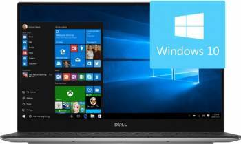 Ultrabook Dell XPS 9360 Intel Core Kaby Lake i7-7500U 512GB 16GB Win10 QHD+ Fingerprint Laptop laptopuri