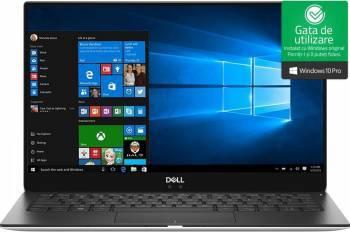 Ultrabook Dell XPS 9370 Intel Core Kaby Lake R (8th Gen) i7-8550U 1TB SSD 16GB UltraHD Win10 Pro Tastatura ilum. Laptop laptopuri