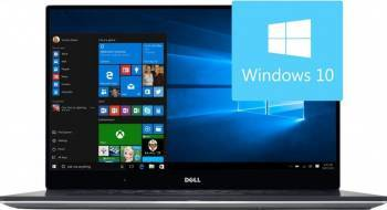 Ultrabook Dell XPS 9550 Intel Core i5-6300HQ 256GB 8GB nVidia GTX960M 2GB Win10 UHD Laptop laptopuri