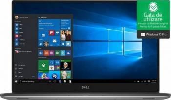 Ultrabook Dell XPS 9560 Intel Core Kaby Lake i5-7300HQ 256GB 8GB nVidia GeForce GTX 1050 4GB Win10 Pro UHD Touch Laptop laptopuri
