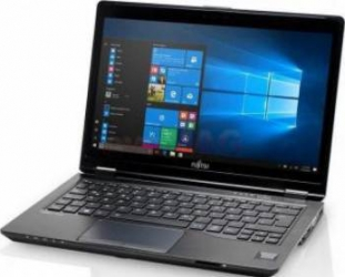 Ultrabook Fujitsu Lifebook U727 Intel Core Kaby Lake i7-7500U 512GB 16GB Win10 Pro FullHD Laptop laptopuri