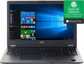 Ultrabook Fujitsu Lifebook U747 Intel Core Kaby Lake i5-7200U 256GB 8GB Win10 Pro FullHD laptop laptopuri