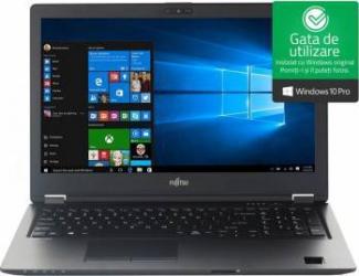 Ultrabook Fujitsu Lifebook U747 Intel Core Kaby Lake i5-7200U 256GB 8GB Win10 Pro FullHD laptop laptopuri