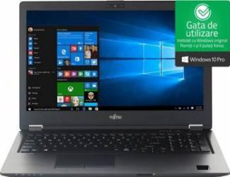Ultrabook Fujitsu Lifebook U757 Intel Core Kaby Lake i5-7200U 256GB 8GB Win10 Pro FullHD Laptop laptopuri