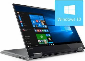 Ultrabook Lenovo 2in1 Yoga 720-15IKB Intel Core Kaby Lake i5-7300HQ 512GB 8GB nVidia GeForce GTX1050M 2GB Win10 FullHD Laptop laptopuri