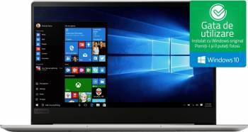 Ultrabook Lenovo IdeaPad 720S Intel Core Kaby Lake R (8th Gen) i7-8550U 256GB 8GB Win10 FullHD Laptop laptopuri