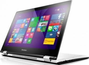 Ultrabook Lenovo IdeaPad Yoga 500-15 i7-5500U 1TB 8GB GT940M 2GB WIN8 Pro Alb