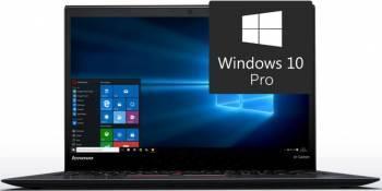 Ultrabook Lenovo ThinkPad X1 Carbon 3 i7-5500U 256GB 8GB Win10 Pro QHD Touch 4G Laptop laptopuri