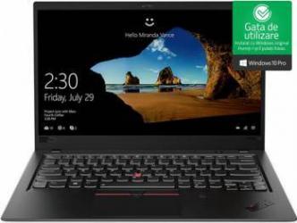 pret preturi Ultrabook Lenovo ThinkPad X1 Carbon 6th Intel Core Kaby Lake R (8th Gen) i5-8250U 512GB SSD 8GB Win10 Pro FullHD Tast. il. FPR 4G LTE Black