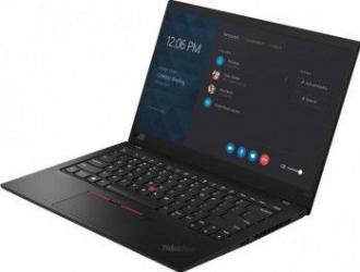 pret preturi Ultrabook Lenovo ThinkPad X1 Carbon 7th Gen Intel Core Whiskey Lake (8th Gen) i7-8565U 512GB SSD 16GB Win10 Pro UltraHD Tastatura ilum. FPR