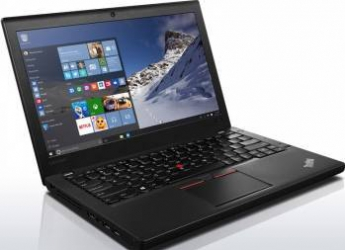 Ultrabook Lenovo ThinkPad X260 Intel Core Skylake i7-6500U 256GB 8GB Win10 Pro HD Fingerprint