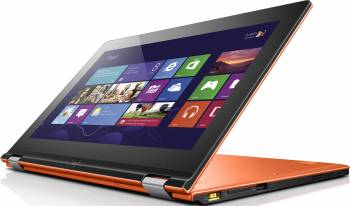 Ultrabook Lenovo Yoga 2 i5-4202Y 128GB 4GB WIN8 Full HD Orange