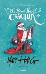 Un baiat numit Craciun - Matt Haig Carti
